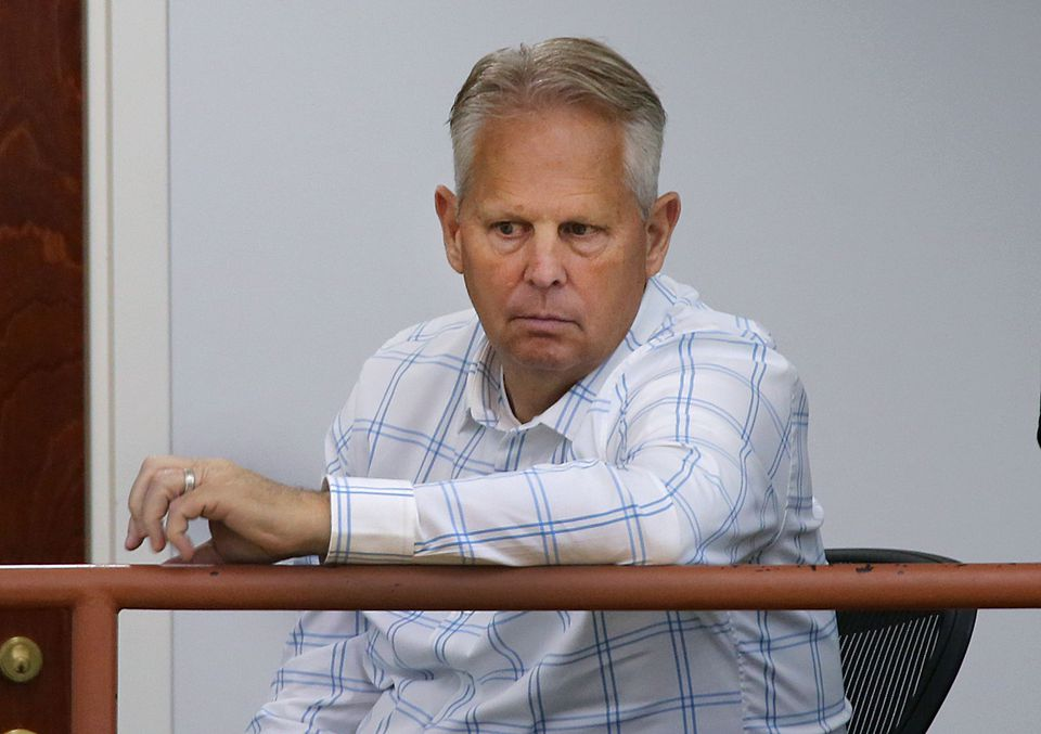 Celtics president of basketball operations Danny Ainge has been stockpiling draft picks in recent years.