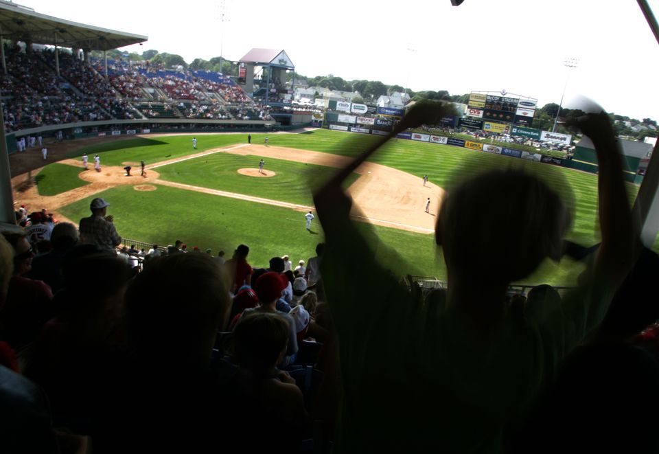 The PawSox have played at McCoy Stadium since 1970.