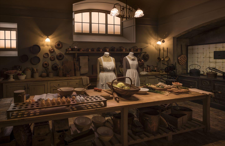 Downton Abbey Sets Costumes Coming To Boston The Boston Globe