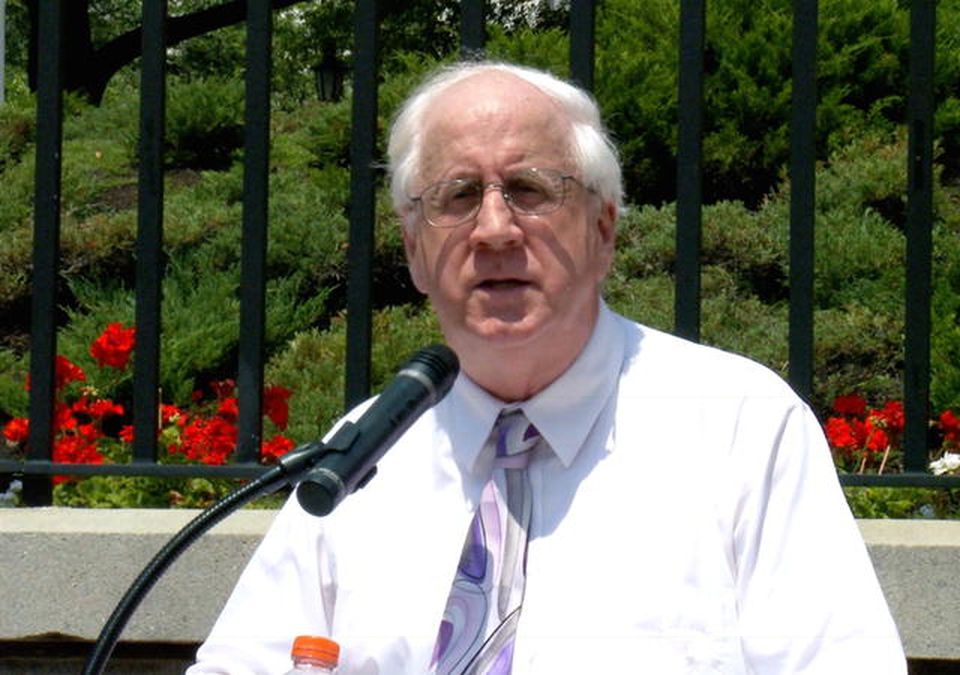 Massachusetts Republican Party Chairman Jim Lyons was a vocal antiabortion legislator on Beacon Hill before he lost reelection in November.