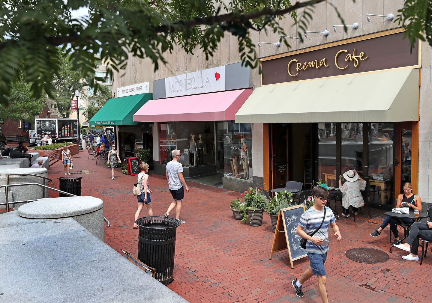 Harvard Square Properties Sell For 108 Million