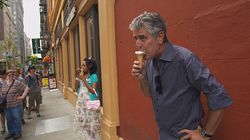 """Anthony Bourdain in """"Roadrunner: A Film About Anthony Bourdain."""""""