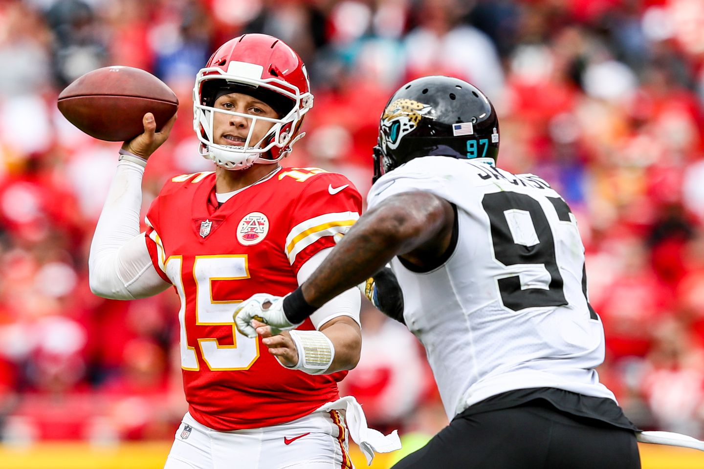 Why Patrick Mahomes S Pocket Awareness Differentiates Him
