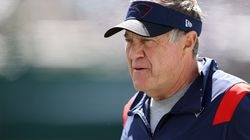 Bill Belichick and the Patriots got their first win of the season on Sunday.