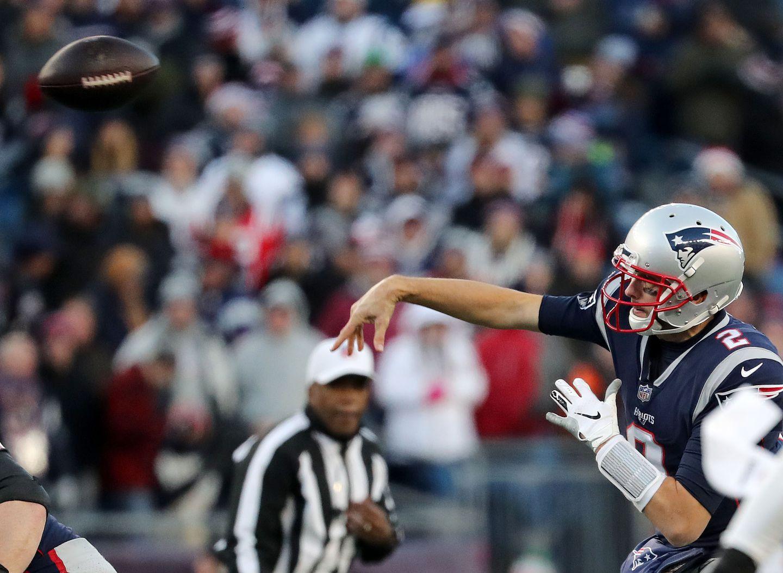 Patriots Add Qb Brian Hoyer In Wake Of Tom Brady S Exit