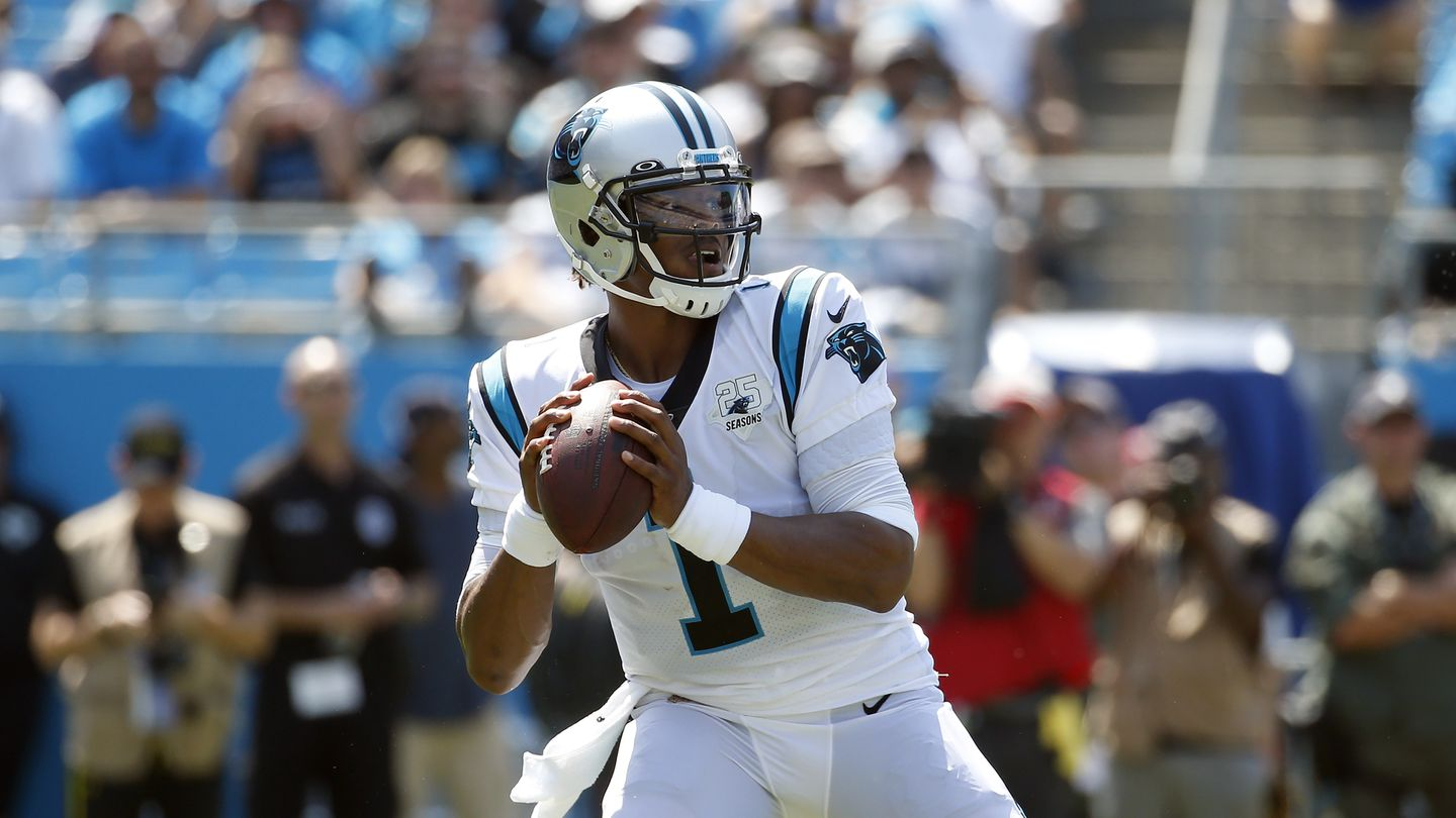 Cam Newton S Contract Ranks 53rd Among Nfl Quarterbacks The Boston Globe