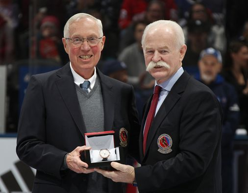 BC coach Jerry York formally inducted in Hockey Hall of Fame - The Boston Globe