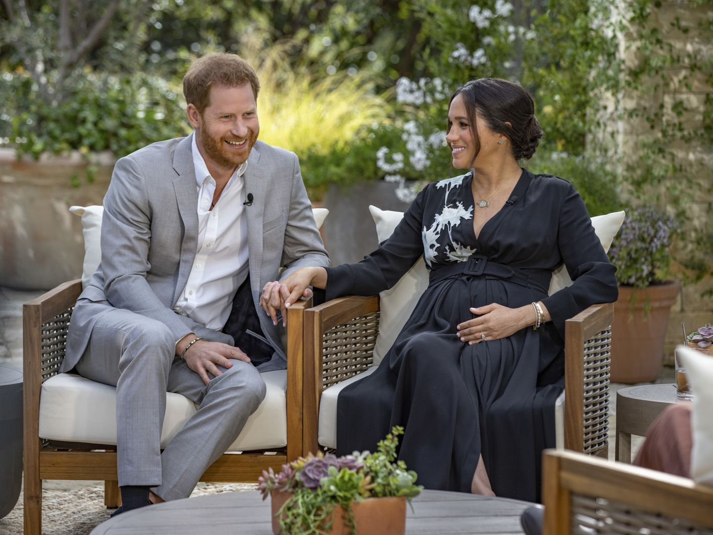 Memorable quotes from Meghan and Harry's Oprah interview - The Boston Globe