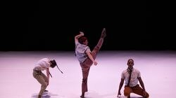 """Boston Dance Theater performs """"For the Record"""""""