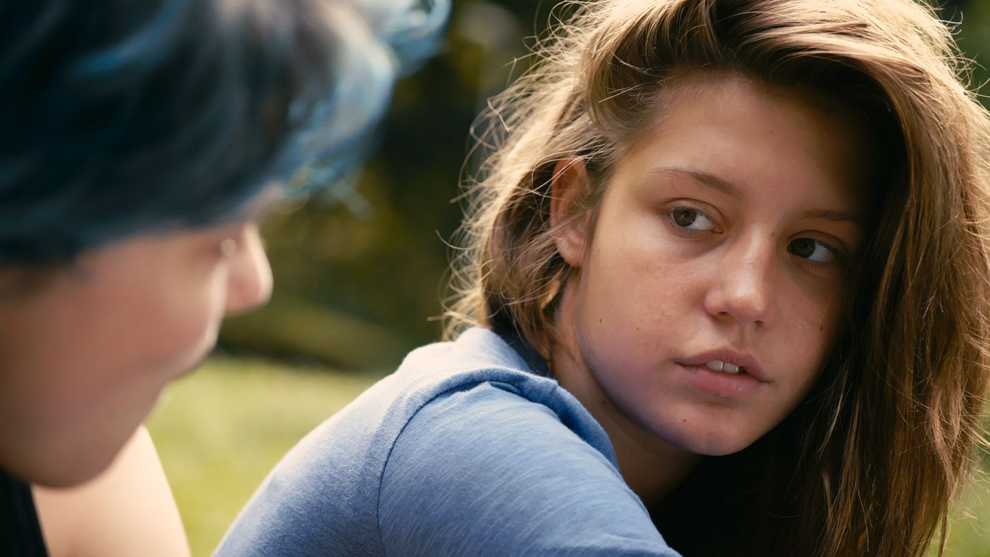 Adele Exarchopoulos Meet The Face Of A Star The Boston Globe