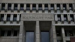 Boston City Hall.