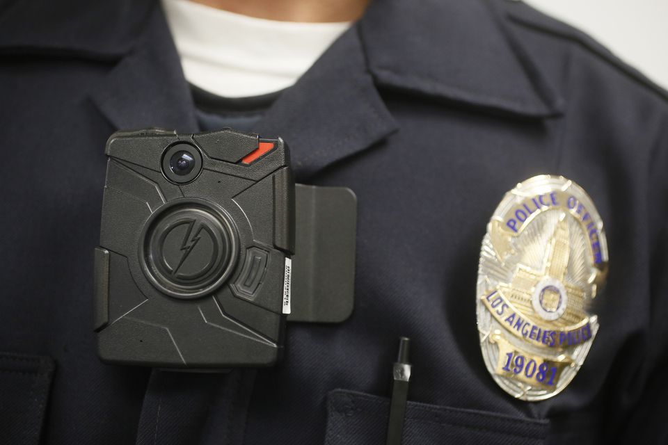 A six-month pilot program would see 100 Boston police officers outfitted with body cameras.