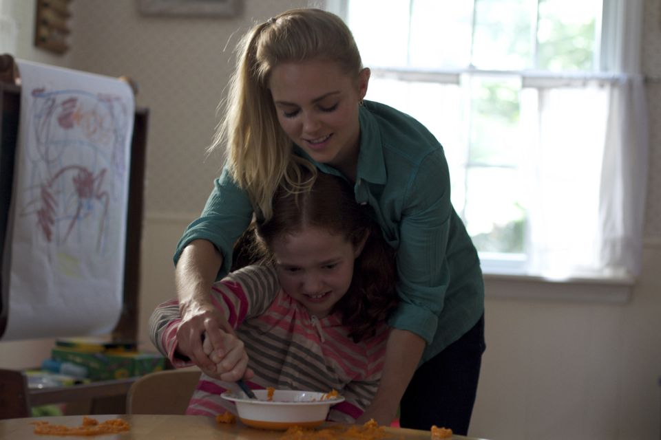"""Taylor Richardson (front) and AnnaSophia Robb in a scene from director Janet Grillo's """"Jack of the Red Hearts."""""""
