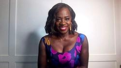 In this screengrab, Viola Davis, winner of Outstanding Actress in a Drama Series and Outstanding Actress in a Motion Picture categories, speaks at the 52nd NAACP Image Awards Virtual Press Conference on March 27, 2021.