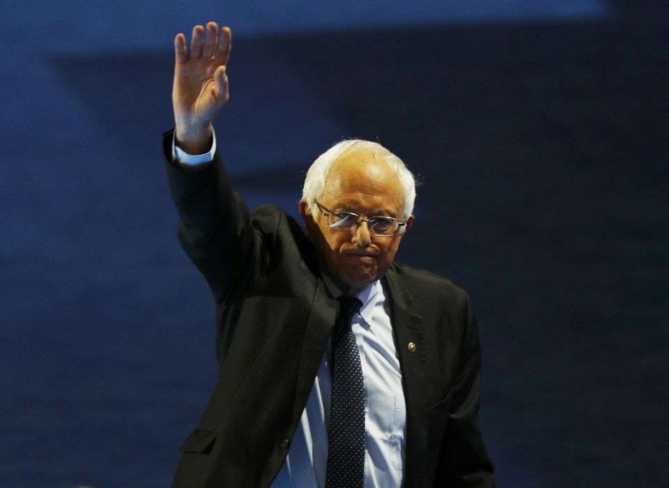Bernie Sanders outraised Hillary Clinton during the 2016 Democratic presidential race by relying on Somerville nonprofit ActBlue.