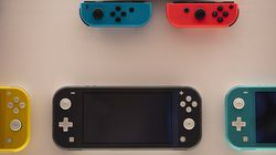 Nintendo Switch game consoles on display at Nintendo's official store in the Shibuya district of Tokyo, Japan. Time spent playing video games can be good for mental health, according to a new study by researchers at Oxford University.