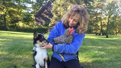 """Naturalist and best-selling author Sy Montgomery adapted her """"How to Be a Good Creature"""" memoir for kids."""