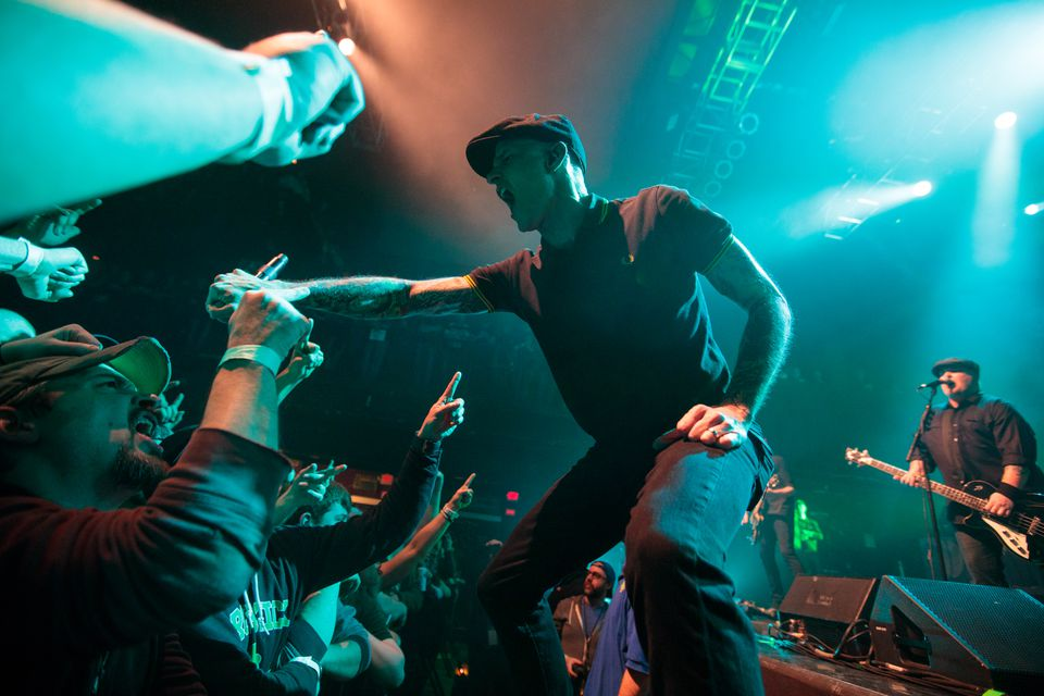 Dropkick Murphys hold court at House of Blues all weekend long.