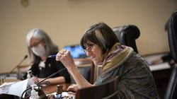 Representative Rosa DeLauro, Democrat of Connecticut, during a hearing on Capitol Hill in June. DeLauro, the chairwoman of the House Appropriations Committee,  unveiled a proposal for bringing back the earmark practice.