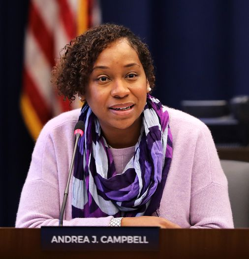 Campbell subpoenas police department for stop-and-frisk data - The Boston Globe