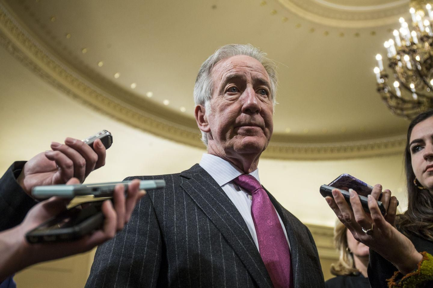 Following Rep. Richard Neal's money trail