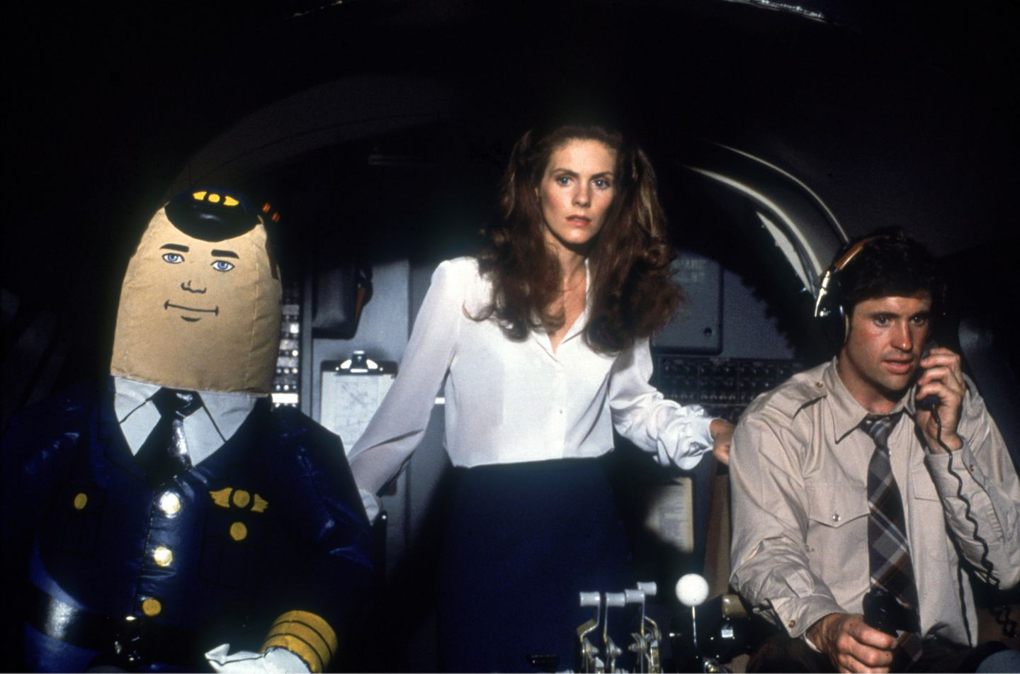 Image result for the movie airplane autopilot