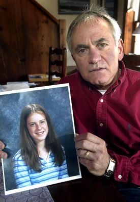 Ron Bersani spearheaded the campaign for Melanie's Law after granddaughter Melanie Powell was killed.