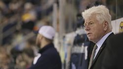Red Gendron was named coach of the University of Maine men's hockey team in 2013.