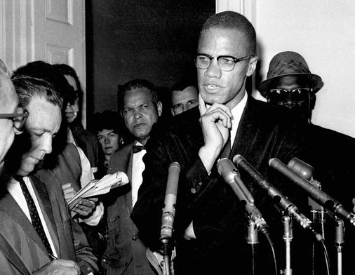 New biography 'The Dead Are Rising' humanizes Malcolm X without diminishing him - The Boston Globe