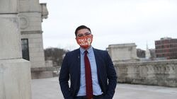 State Representative David Morales, a Providence Democrat who, at age 22, is Rhode Island's youngest legislator and one of the youngest Latino legislators in the country.