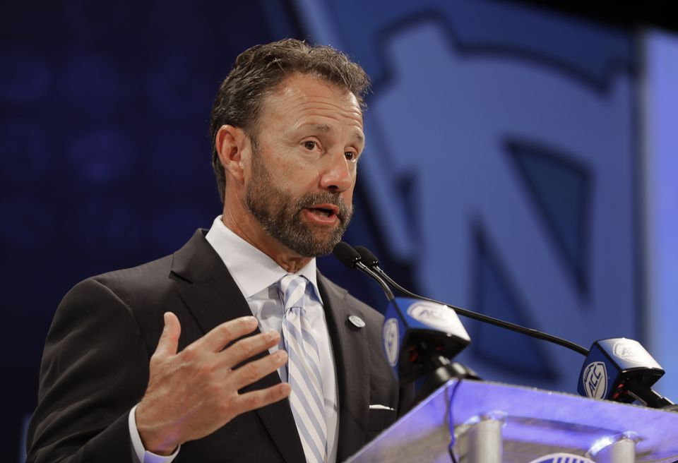 University of North Carolina coach Larry Fedora's views on football and CTE seem to be unfounded.