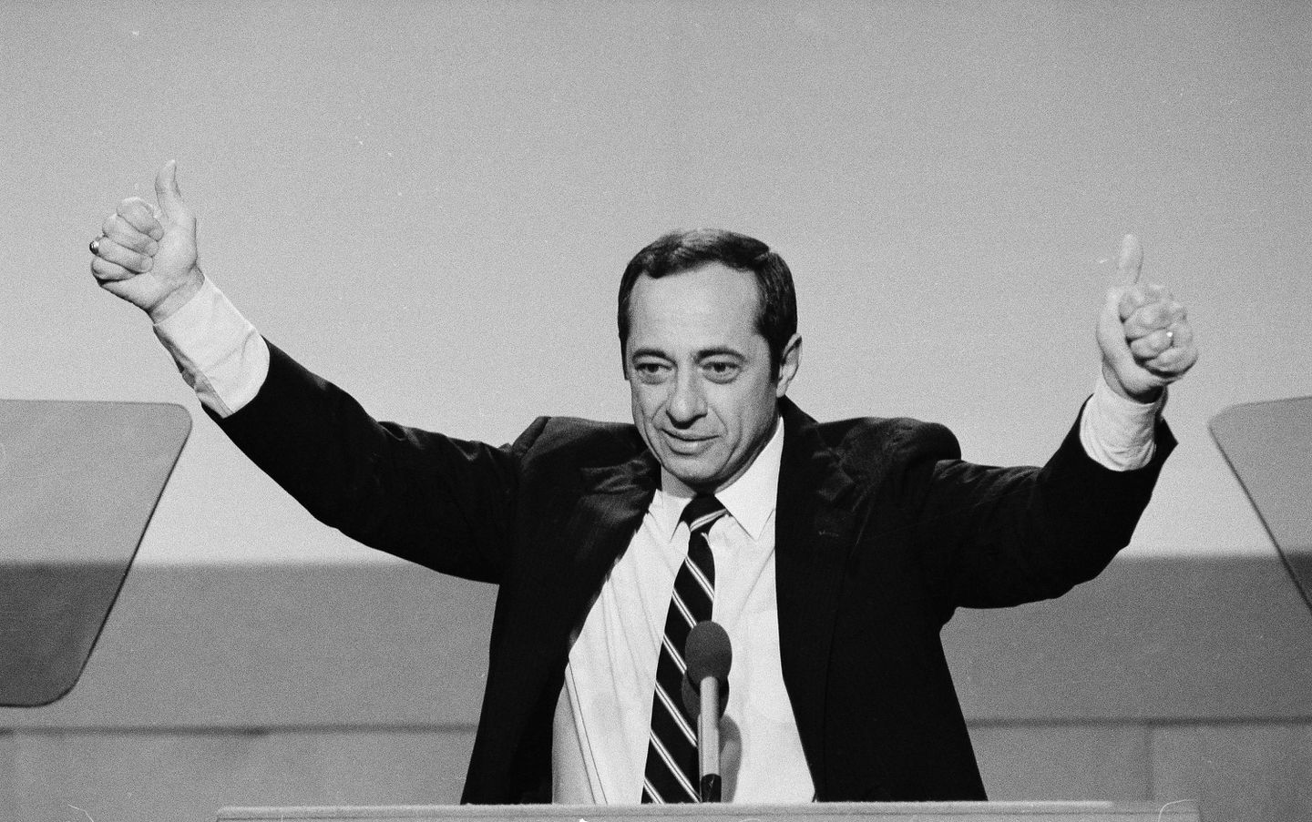 Mario Cuomo was the dream presidential candidate for many Democrats in 1988 and 1992.