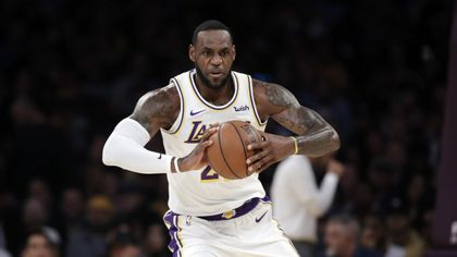 the best attitude 4836b e9308 Lakers' LeBron James to sit out rest of the season - The ...