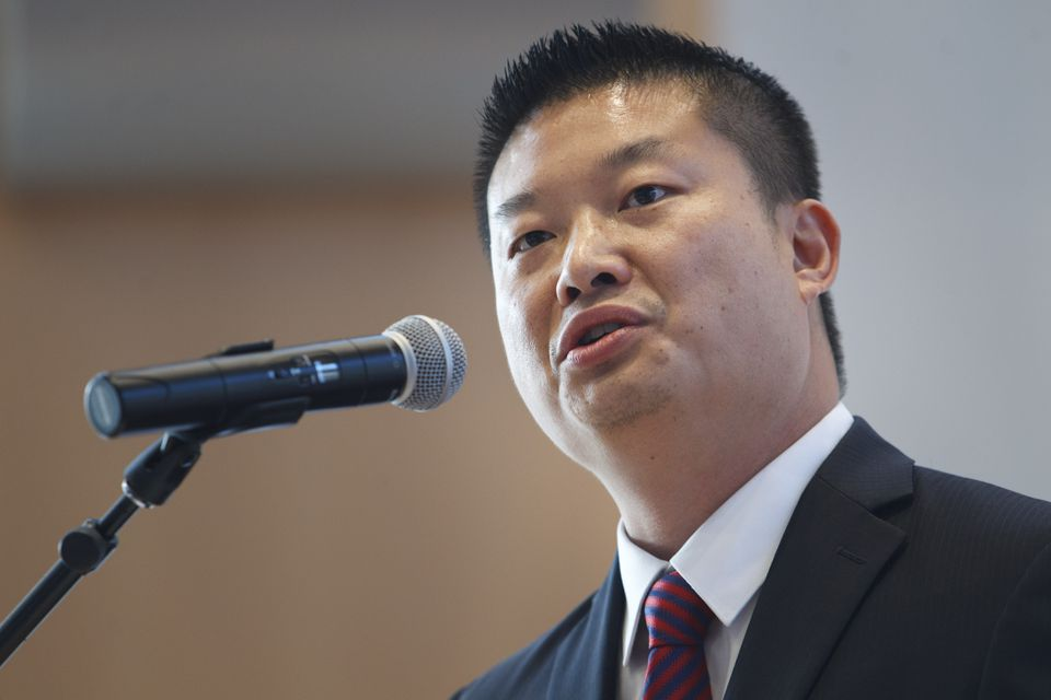 The district's deficit is a result of increasing expenses and decreasing federal and state aid, Superintendent Tommy Chang said Tuesday.