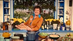 """Julia Child on """"The French Chef,"""" from """"Julia."""""""
