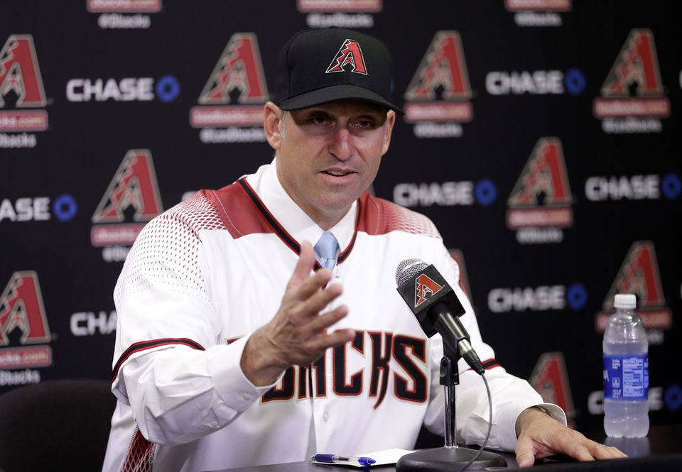 Torey Lovullo spent the past four seasons as the Red Sox' bench coach.