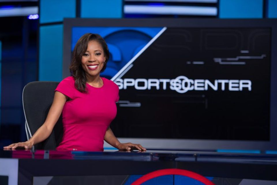 """""""ESPN has failed to address its deeply ingrained culture of sexism and hostile treatment of women,"""" said Adrienne Lawrence, who filed a complaint this summer with the Connecticut Commission on Human Rights and Opportunities."""