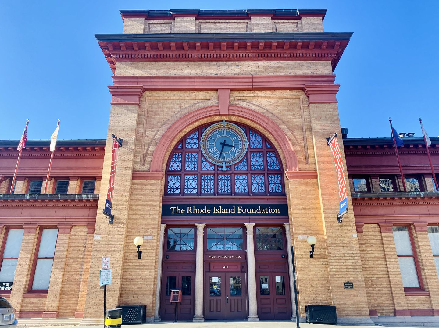 The ground floor of Providence's iconic Union Station will be reimagined as a 16,000-square-foot food hall.