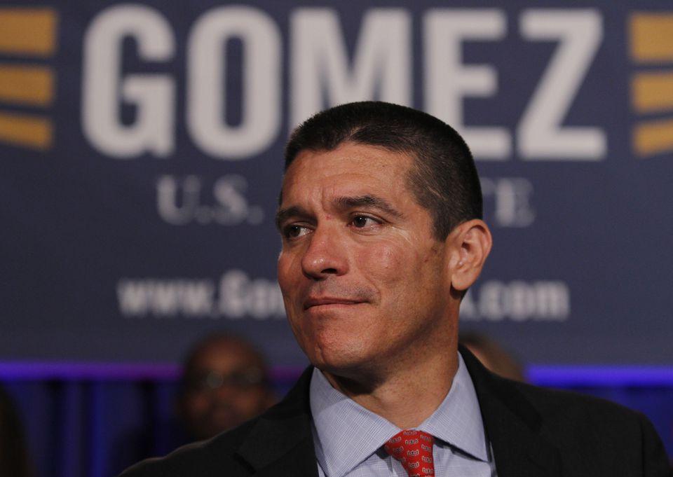 Republican Gabriel Gomez lost to Edward Markey in the June 2013 special election for US Senate.