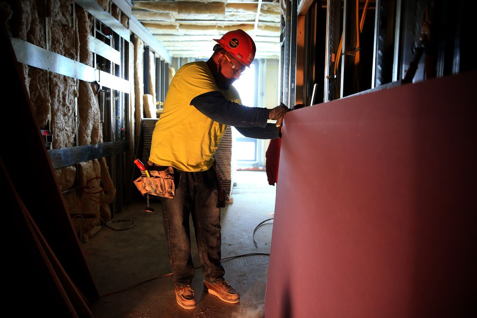 Omar Pedroza was formerly a foreman for Universal Drywall, where he allegedly witnessed workers being paid in cash and at a lower rate than prevailing wages.