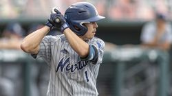 Senior third baseman Tyler Bosetti hit his 11th homer in 10 games for Nevada on Tuesday.