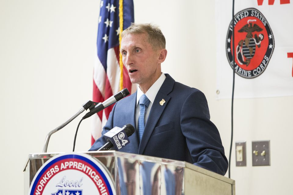 """""""We want to be as transparent as we possibly can,"""" said Police Commissioner William Evans."""