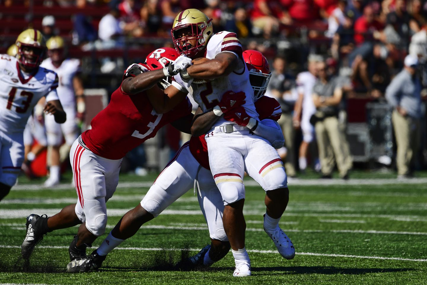 Bc Rutgers Football Rivalry Has Lost Its Luster In The Post