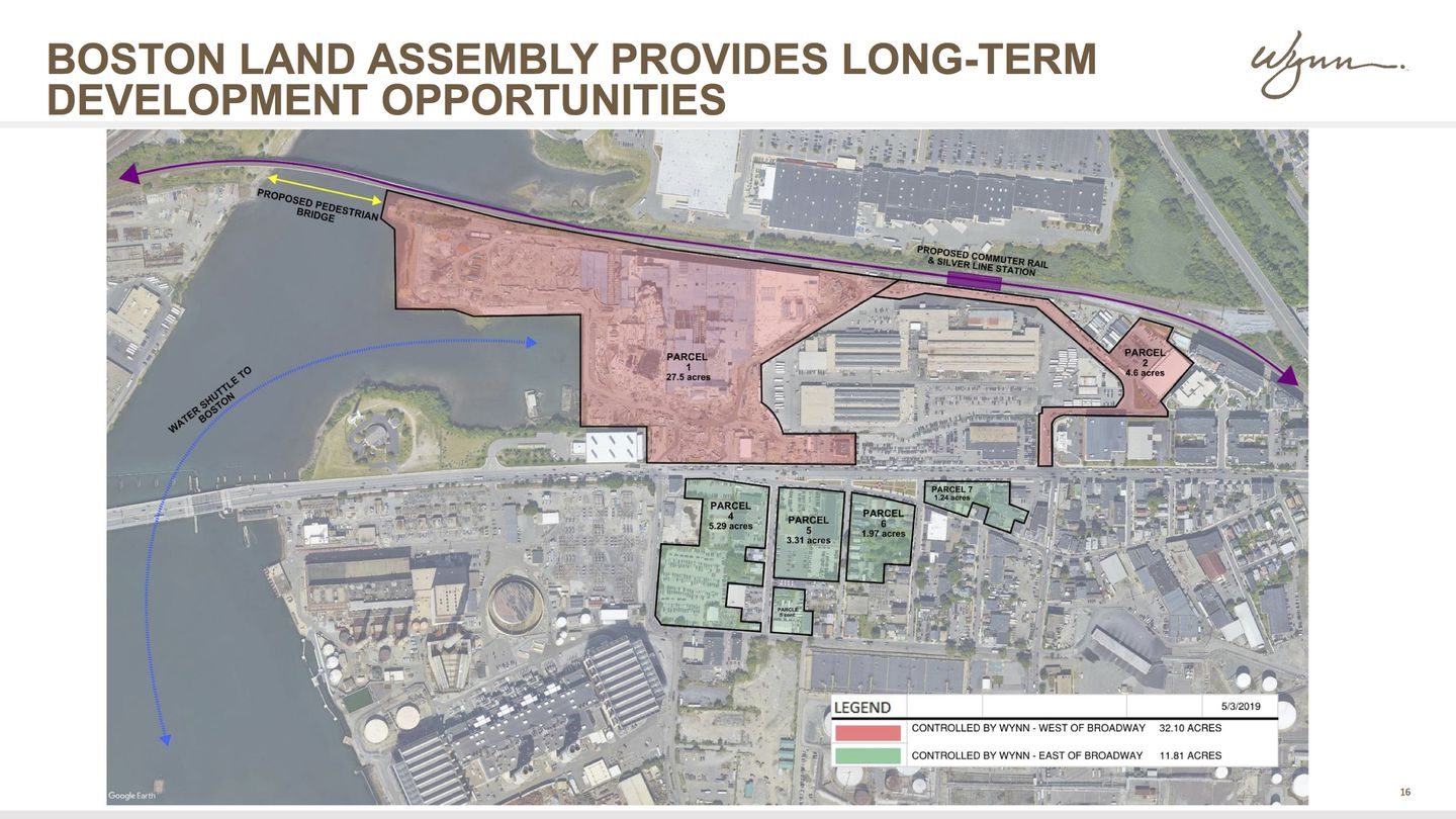 Wynn Resorts hints at future development by Everett casino ...