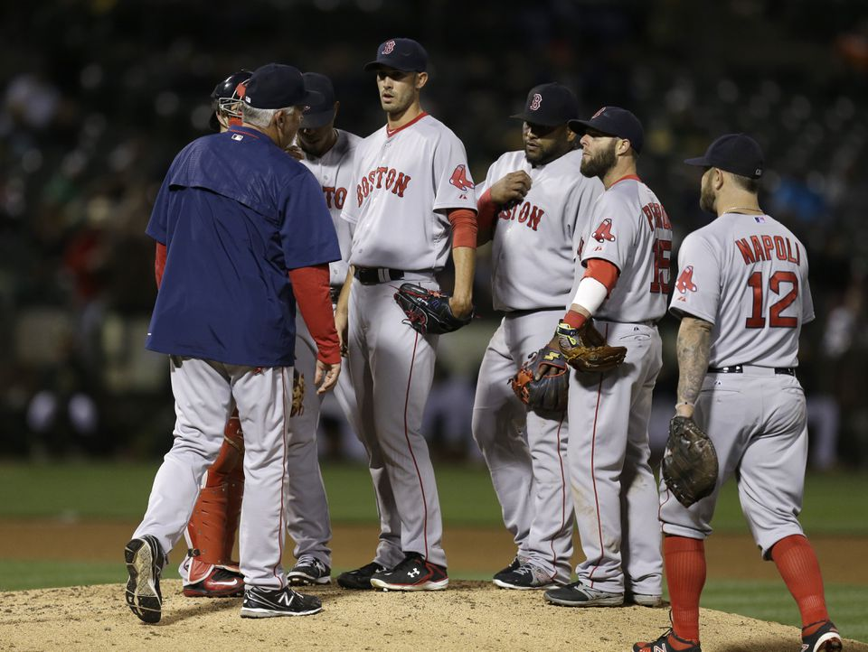 Carl Willis (left) replaced Juan Nieves as Red Sox pitching coach over the weekend.