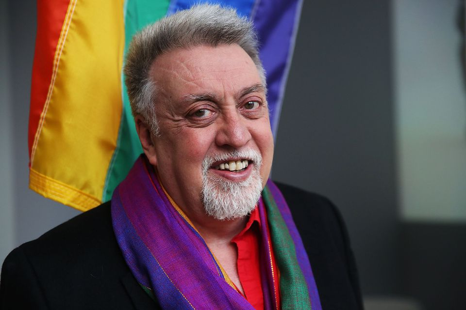 In 1978, Gilbert Baker hand-dyed and stitched together eight strips of colored fabric, creating an international symbol.