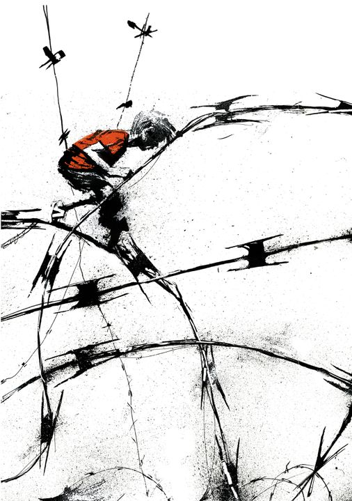 The Tangled History Of Barbed Wire