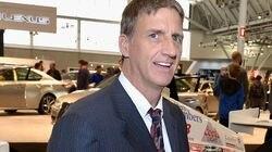 John F. Casey in 2016.