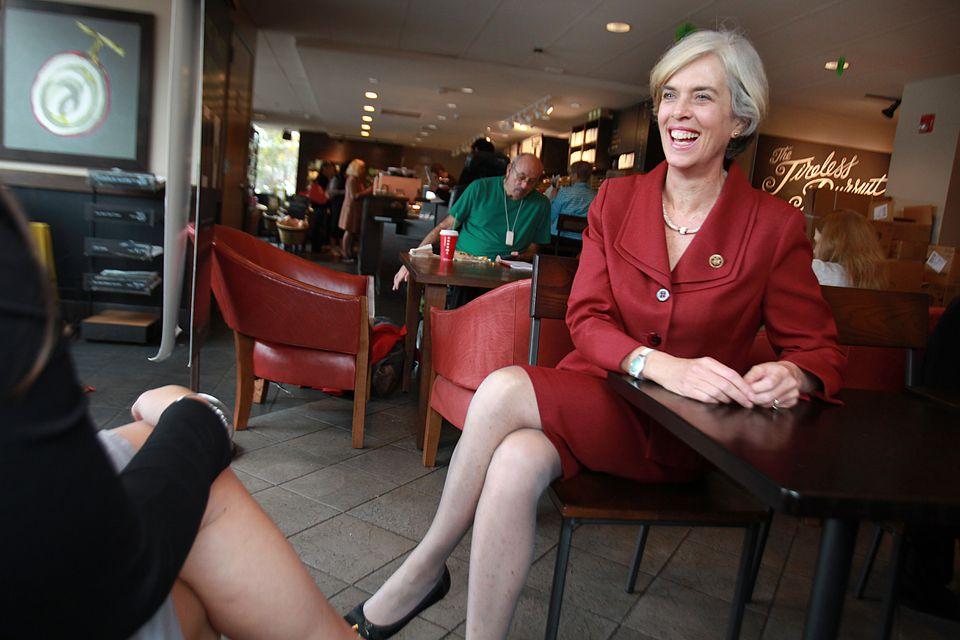 US Representative Katherine M. Clark will host a fund-raiser with House Democratic Leader Nancy Pelosi in June.