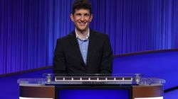 """Matt Amodio, a PhD student from Yale University, saw his run on """"Jeopardy!"""" end Monday after 38 wins."""